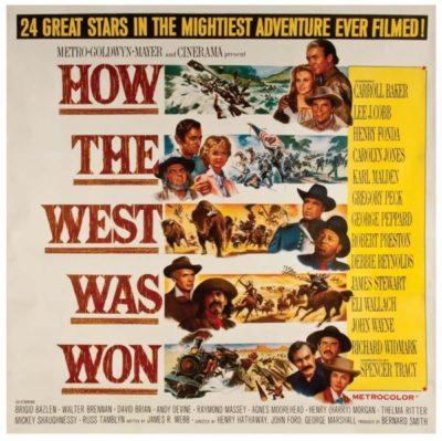 Épico: A Conquista do oeste, o maior de todos os faroestes