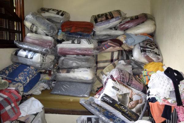 536e77a3ff Solidariedade  Corrente do bem arrecadou mais de 250 kg de alimentos