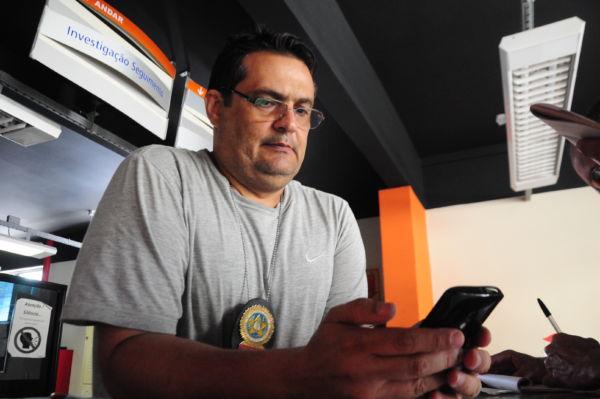 Marcelo Russo vai comandar a Delegacia de Duque de Caxias (Arquivo)