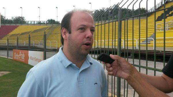 Flávio Horta Júnior fala sobre planos para o Volta Redonda na temporada