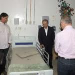 Doação: Unidade também recebeu 500 jogos de roupa de cama e 300 cobertores - Divulgação