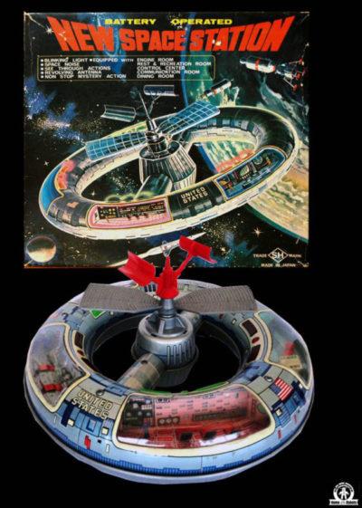 """Projeto: Estação espacial foi baseada no filme """"2001"""""""