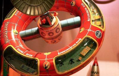 Interior: Janelas revelam as cabines da tripulação