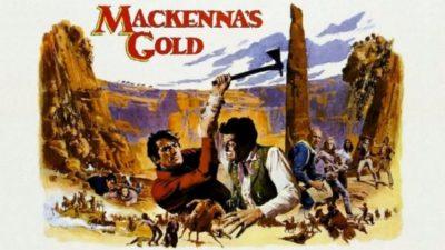 Ouro: A mina secreta do xerife Gregory Peck