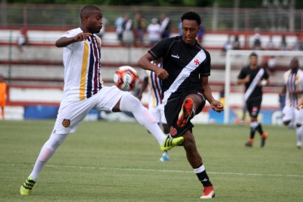 Taça Rio: Vasco derrotou o Madureira com time misto neste sábado - Paulo Fernandes CVR