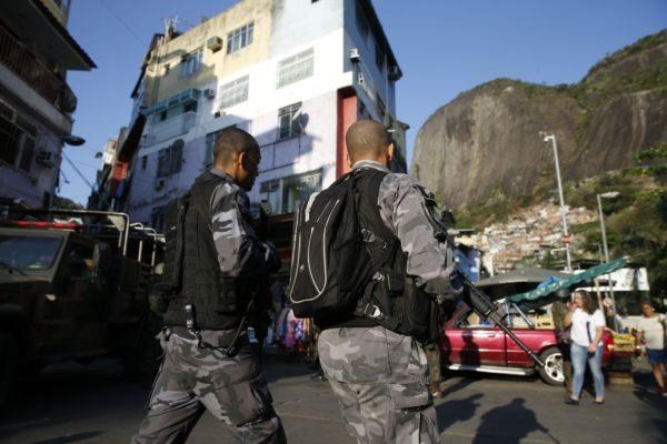 Forças de segurança têm dificuldades em pacificar a Rocinha