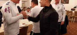 Seleção Brasileira realiza primeiro treino em Moscou