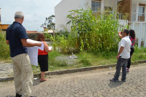 Operação: Objetivo da ação é garantir limpeza de terrenos - Evandro Freitas – Secom/VR