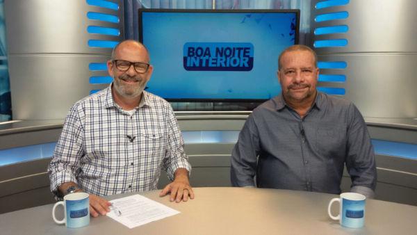 Bancada: Elias Raffide apresenta programa que divulga personalidades do interior e entrevistouAurélio Paiva