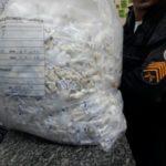 Homem é preso quando recebia dinheiro do tráfico de drogas (crédito PM)