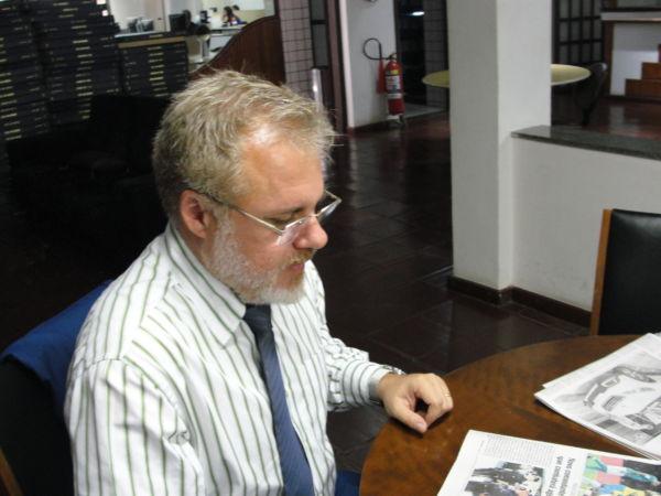 Expectativa: Benevenuto acredita que desencanto com políticos tradicionais abre caminho para novas lideranças