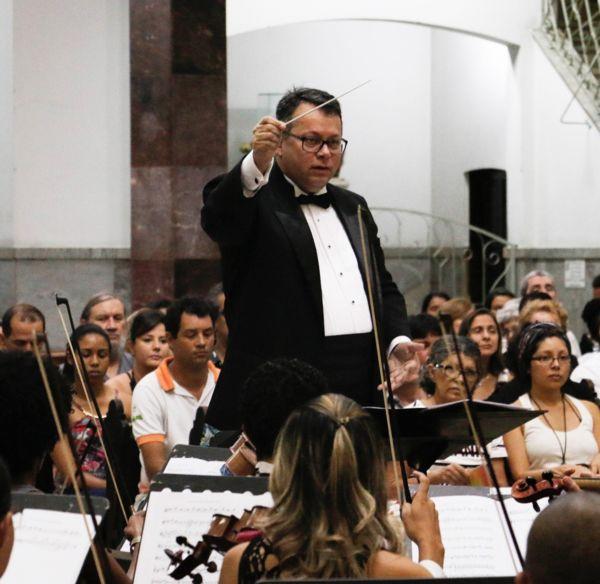 Temporada 2018: Apresentação terá regência do maestro Vantoil de Souza  (Foto: Divulgação)