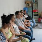 Ajudando o próximo: Aulas são gratuitas e acessíveis a qualquer pessoa (Foto: Júlio Amaral)