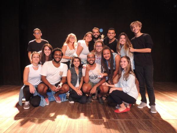 União: Evento reuniu diversos grupos e artistas de Angra dos Reis, além de grupos de fora do município (Fotos: Divulgação)