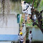 Obras de recuperação na escola Marizinha vão até sexta - Divulgação