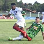 Domingo: Fluminense garantiu a primeira colocação no Grupo C ao empatar com a Cabofriense  (Foto: Mailson Santana/FFC)