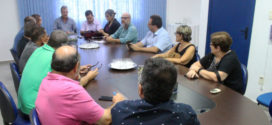 Reunião com candidatos