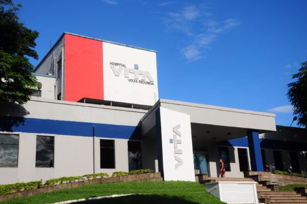 Em processo de esvaziamento: Clientes de Hospital Vita terão de ser encaminhados a outros estabelecimentos (Foto: Paulo Dimas)