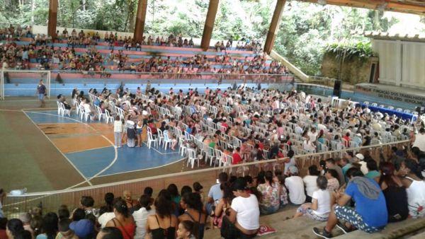 Mais de mil famílias participaram do sorteio que é mais um passo rumo a casa própria (PMAR)