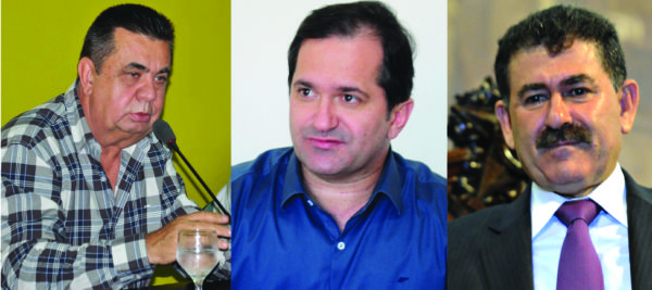 Réus: Picciani, Albertassi e Paulo Melo permenecem presos, aguardando julgamento