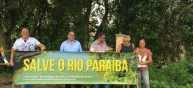 Nelson Gonçalves faz caminhada na Beira Rio para lembrar o Dia Mundial da Água
