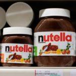 Nutella foi o alvo do ladrão preso pela polícia
