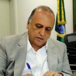 Pezão: 'Nós vamos ter à disposição do Estado R$ 1 bilhão, um recurso significativo e muito importante' (Foto Carlos Magno - ABr)
