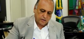 Pezão considera essenciais recursos liberados para a segurança fluminense