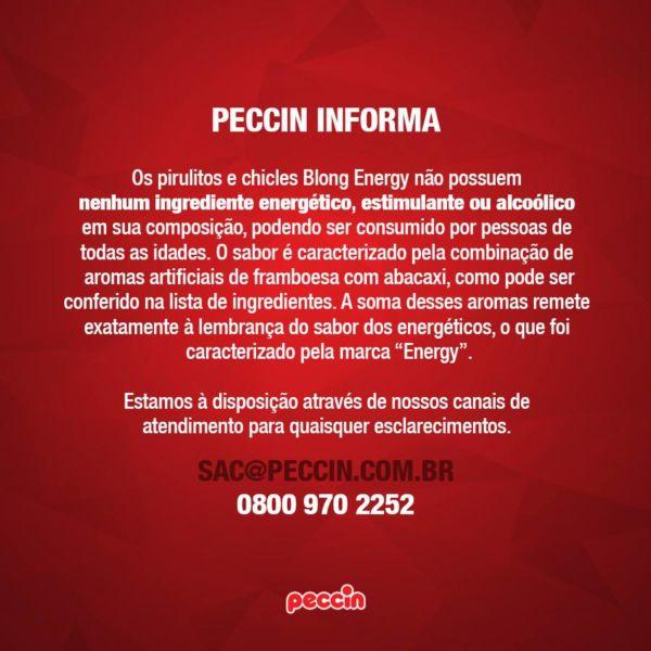 Esclarecimento: Peccin divulga nota de esclarecimento em uma rede social