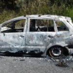 Carro de sobrinho de prefeito que foi assassinado é encontrado em Itatiaia