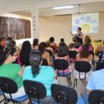 Escola Pará: Direção faz encontros com os pais e responsáveis das crianças para ajudar em questões pedagógicas (Foto: Evandro Freitas - Secom/VR)