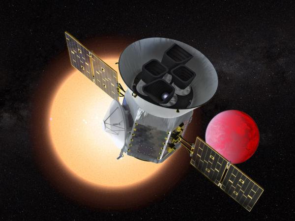 Satélite: TESS vai procurar novos mundos