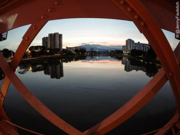 Homenagem: Ponte Velha é o tema da exposição que o Arquivo Histórico Municipal (Foto:Divulgação)