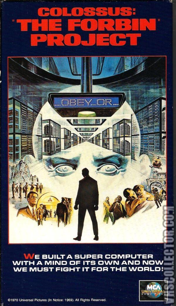Colossus: Filme de 1970 imaginou ditador cibernético