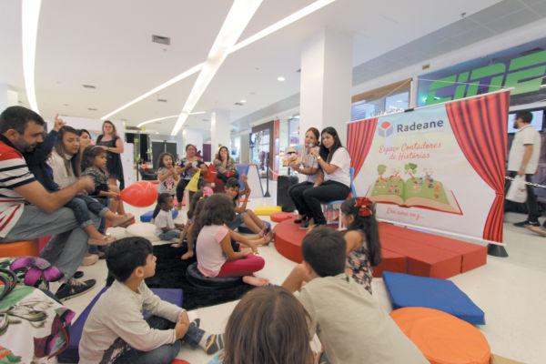 Comemoração: Ação acontece até o dia 29 de abril para crianças de todas as idades 9 Foto: Divulgação)