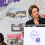Dilma rousseff foi mais uma barrada ao tentar visitar ex-presidente