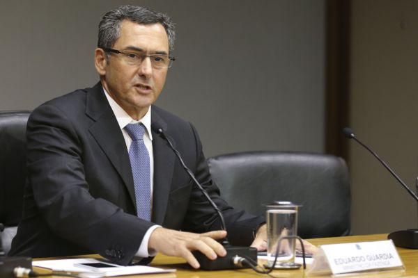 Guardia: 'Descasamento entre receitas e despesas correntes será coberto por receitas financeiras' (Foto: ABr)