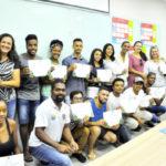 Renda: Projeto da Secretaria Nacional da Juventude, em parceria com a Prefeitura, ensinou a gerar renda a partir de novos negócios (Foto: Divulgação)