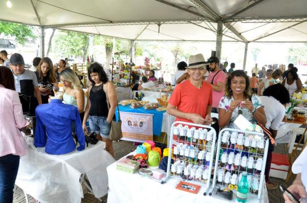 Feira Mix: Evento é mensal e realizado aos sábados e domingos, das 9h às 20h