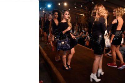 Abertura fashion, no Festa e Negócios 2018