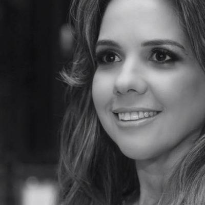 Juliana Leal (aniversariante do dia) (Foto: Divulgação)