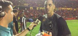 Botafogo comemora espírito guerreiro nos últimos resultados