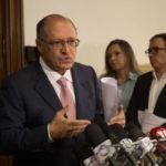 Alckmin é alvo de denúncia e pode ser mais um tucano réu