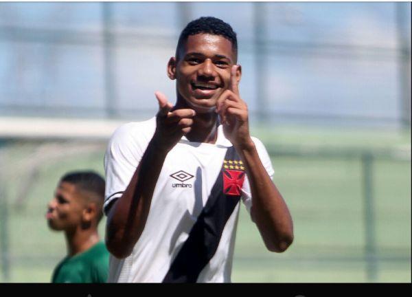 Marrony tem feito gols e conseguido boas atuações com o Vasco