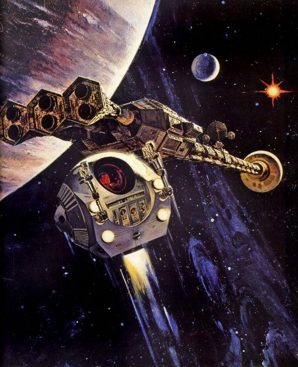 2001: Missão tripulada chega em Júpiter