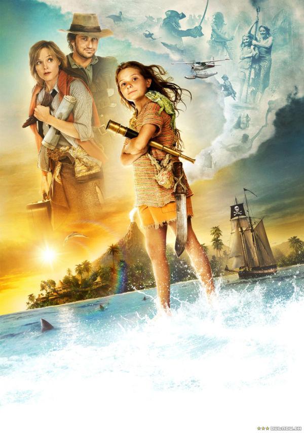 Ilha: Crianças vão adorar as aventuras da Nim