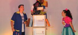 Alunos de Pinheiral são os primeiros beneficiados com programa cultural da NovaDutra