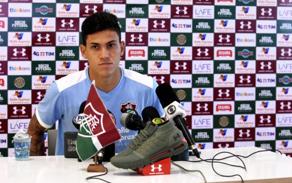 Fluminense confia em Pedro para comandar o ataque na temporada