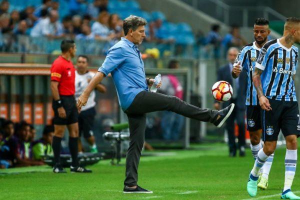 Renato pode deixar o Grêmio logo após o fim do estadual