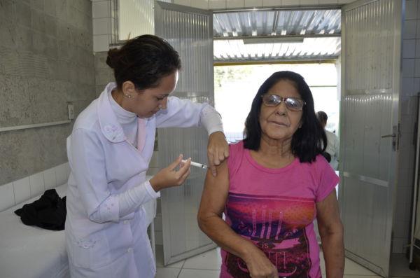 Imunização: Grupos prioritários serão vacinados até 1º de junho. (Foto: Divulgação)